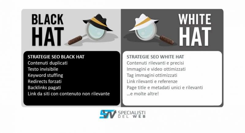 seo white hat vs black hat