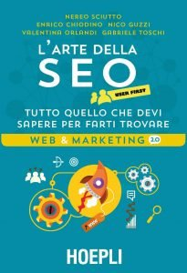 libro arte della seo user first