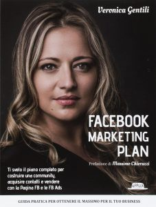 libro facebook marketing plan veronica gentili