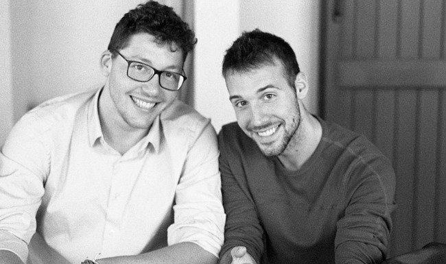 fondatori della startup italiana secontime