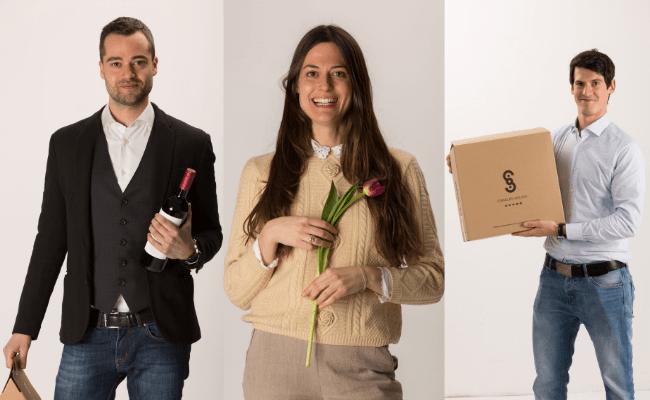 fondatori di sommelier wine box