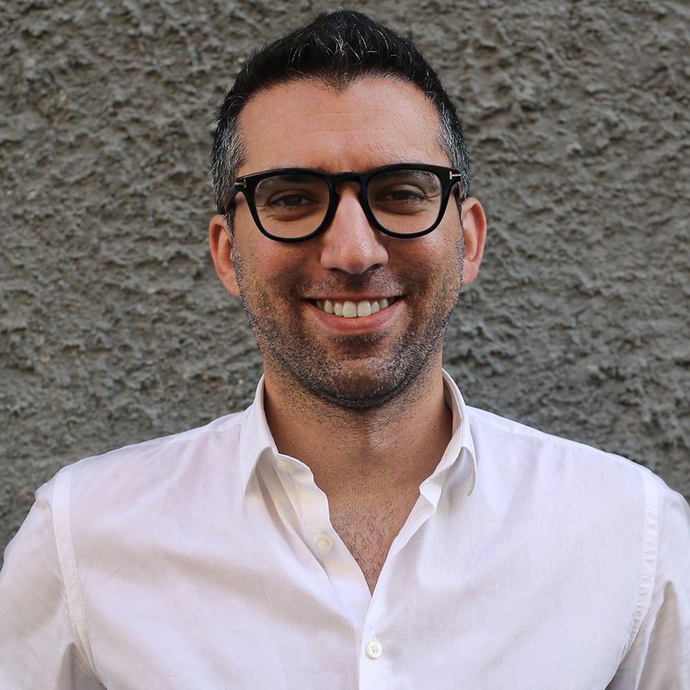 armin zadakbar fondatore della startup il mio world