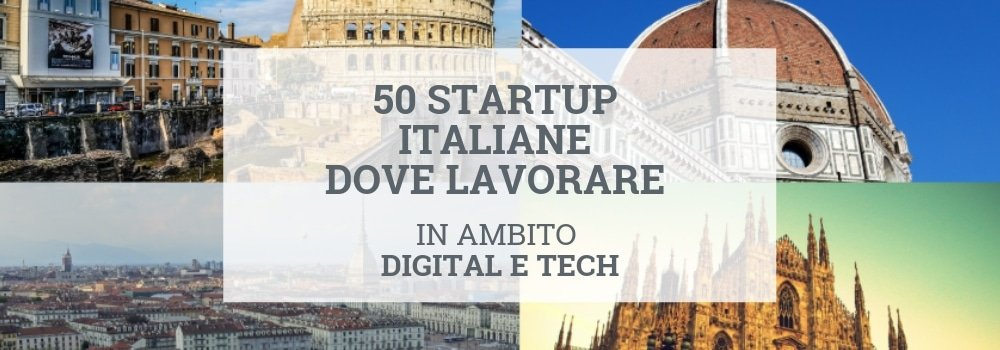 Ebook top 50 startup italiane