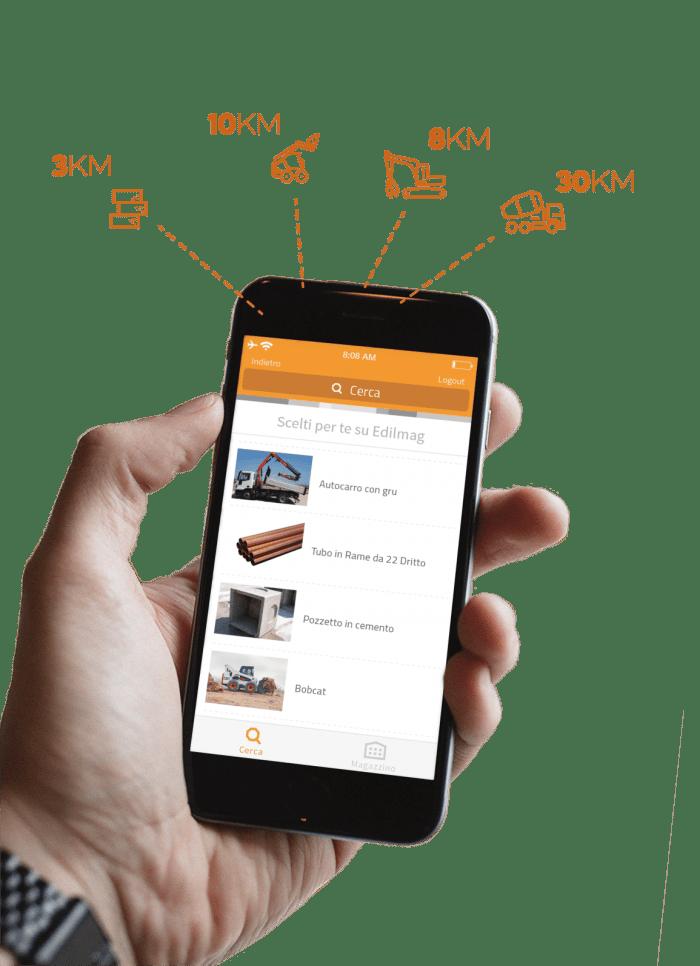 startup edilmag app