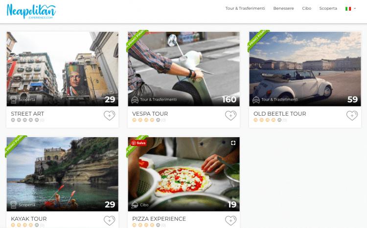 Neapolitan startup