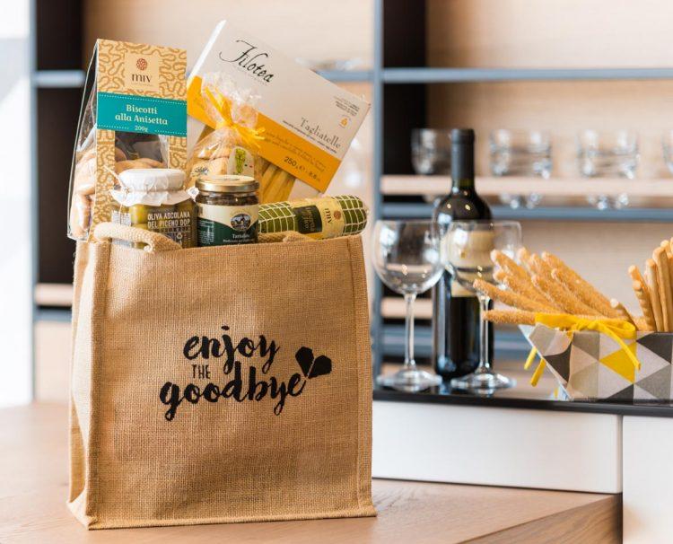Enjoy The Goodbye startup