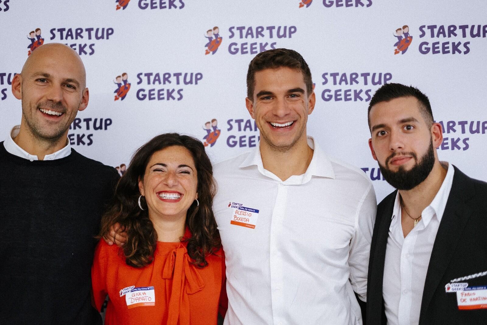 diventa mentor dello startup builder
