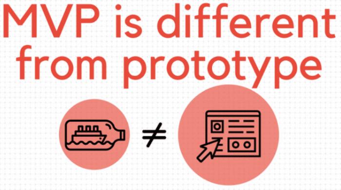 mvp è un prototipo