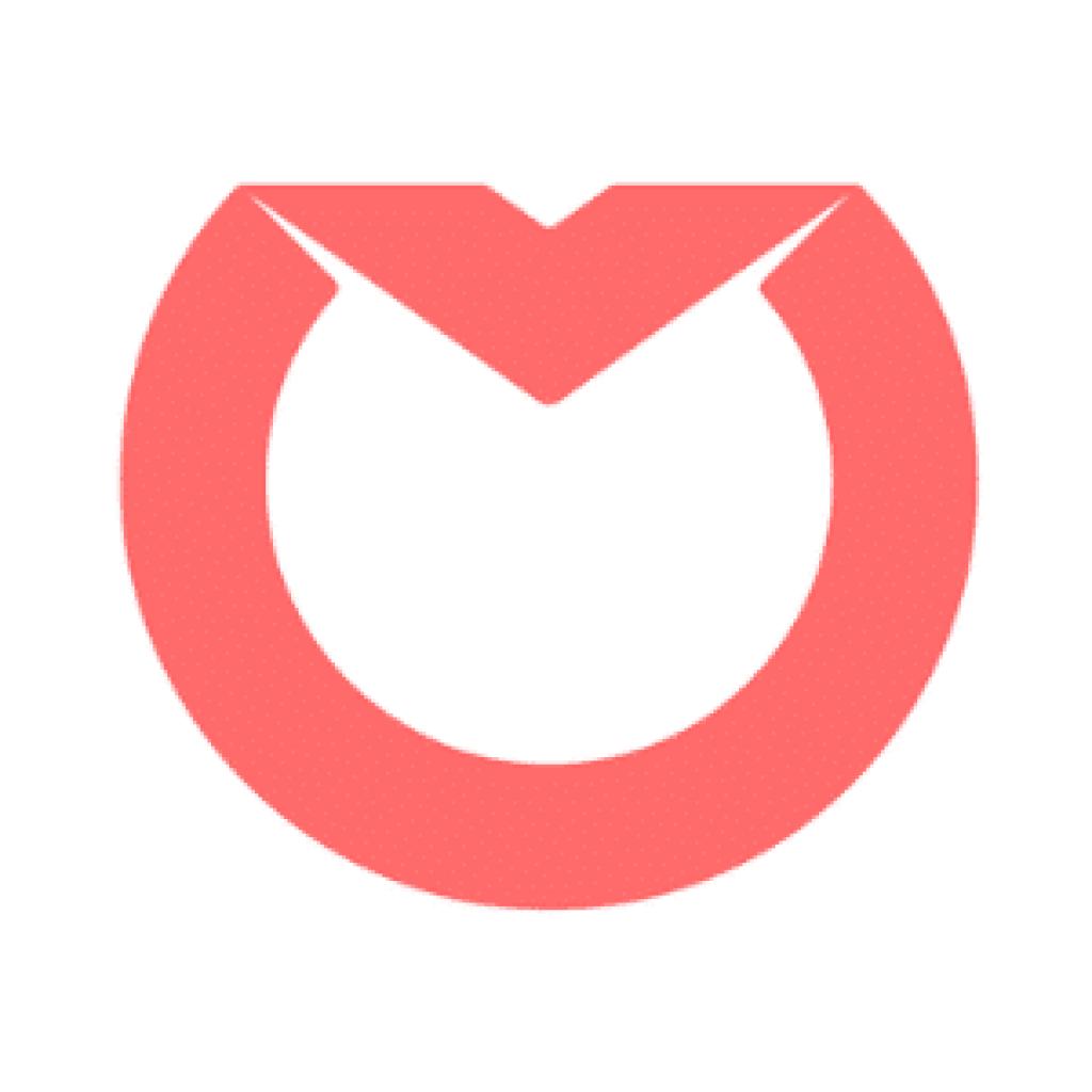 front logo