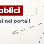 Bandi pubblici: come orientarsi nei portali