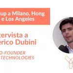 Fare startup a Milano, Hong Kong e Los Angeles prima dei 25 anni: intervista a Federico Dubini, co-founder di Yobs Technologies