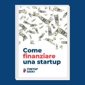 come finanziare una startup guida ebook
