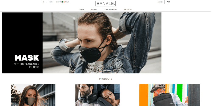 banale startup fashion