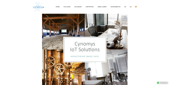 cynomis startup sostenibile