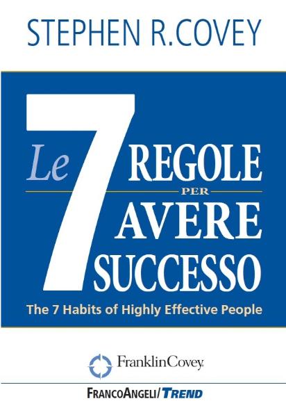 libri per imprenditori le 7 regole per avere successo