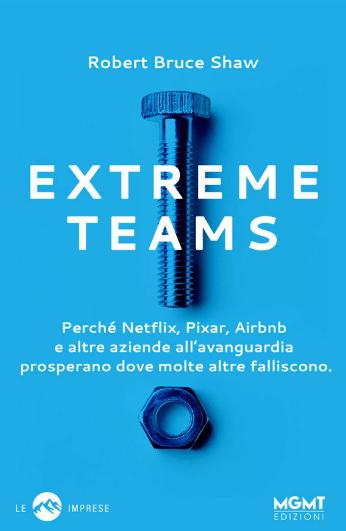 libro per imprenditori extreme teams