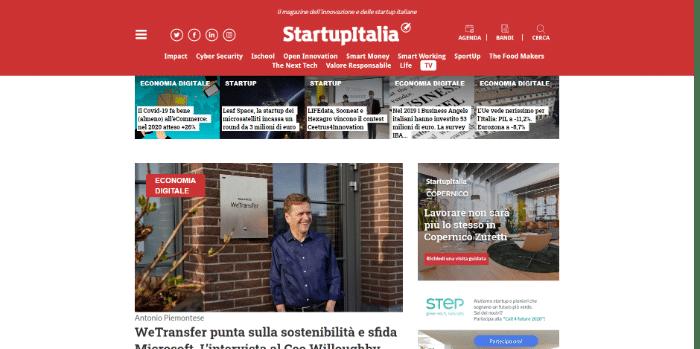 campagna di crowdfunding strartupitalia