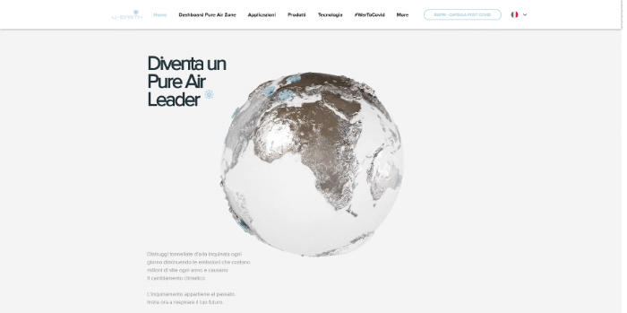 u earth startup sostenibile