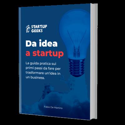 guida da idea a startup