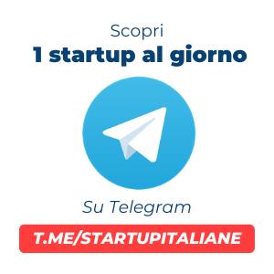 telegram startup italiane