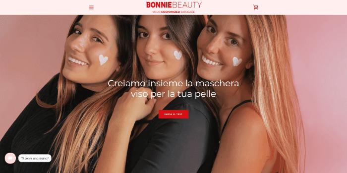 Bonnie Beauty regalo di natale cura della pelle