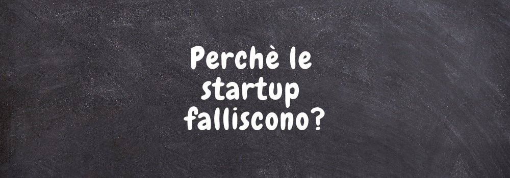 cause del fallimento delle startup