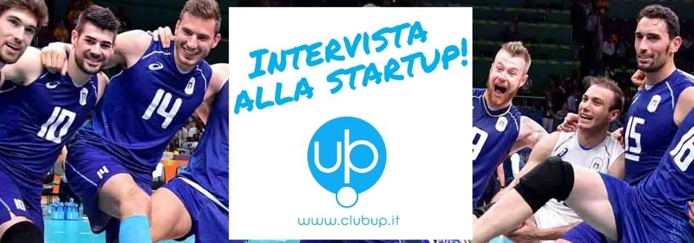 clubup intervista