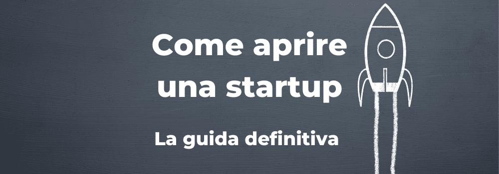 come aprire una startup