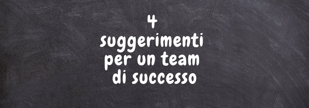 come creare un team in una startup