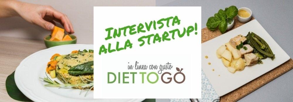 Intervista startup Diet To GO