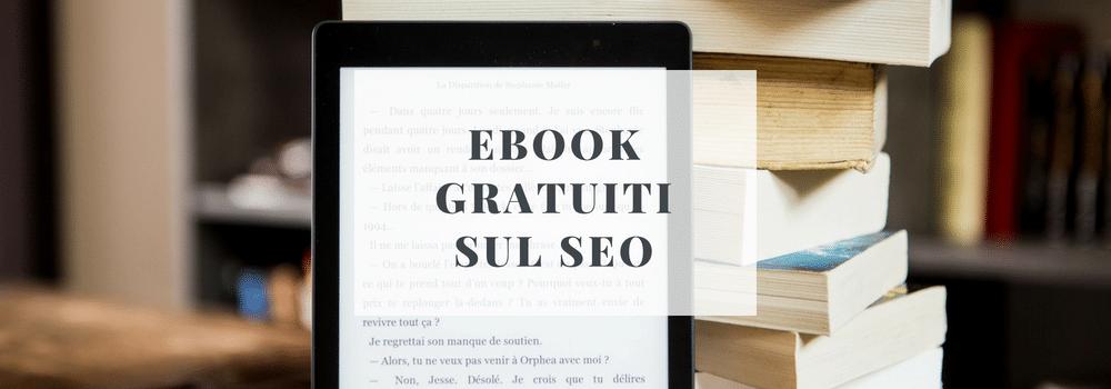 ebook gratuiti seo