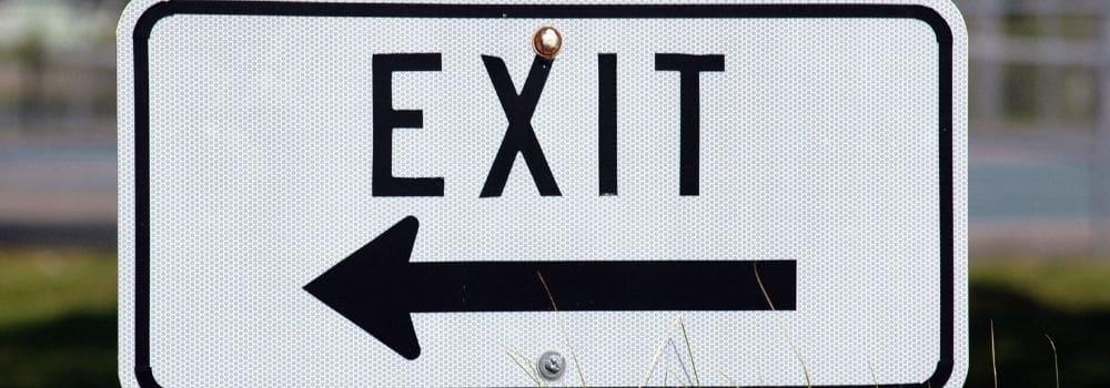 strategia uscita