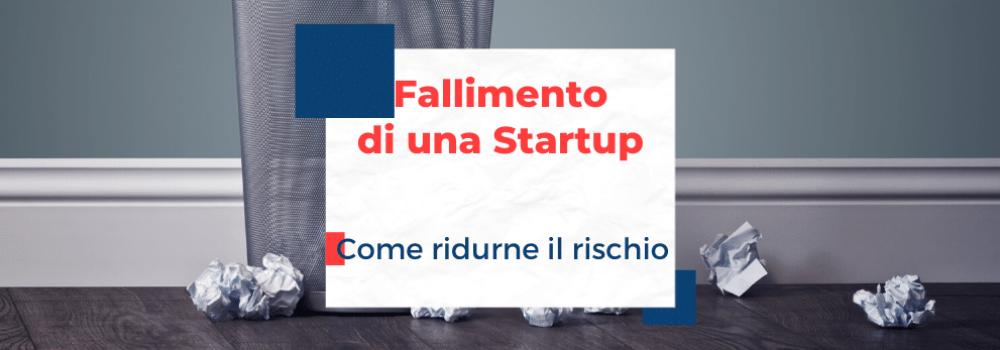 fallimento di una startup