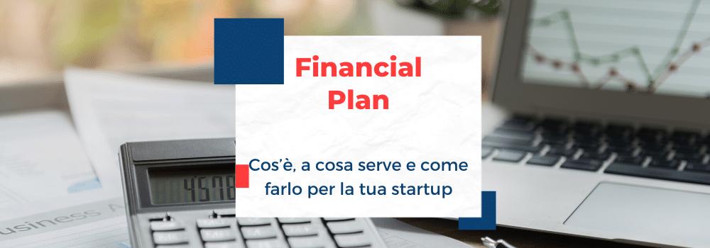 financial plan startup