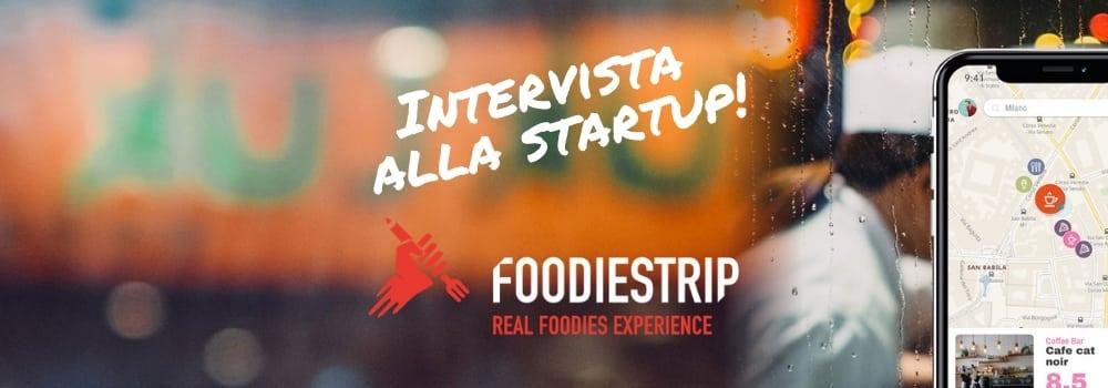 foodiestrip startup italiana