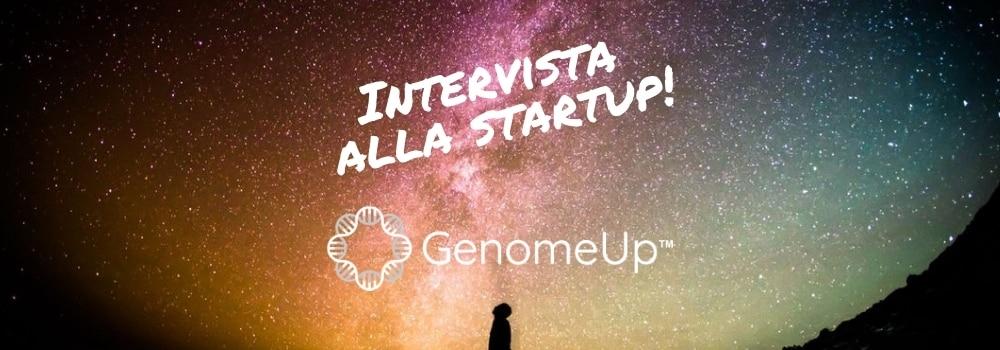 genomeup intervista startup italiana