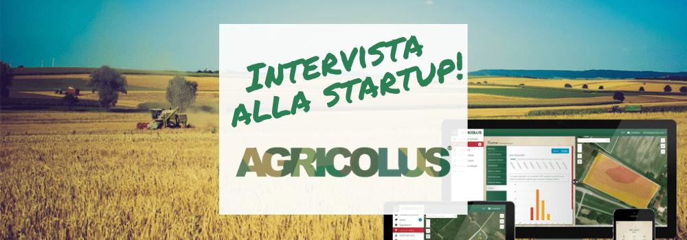 intervista alla startup italiana agricolus