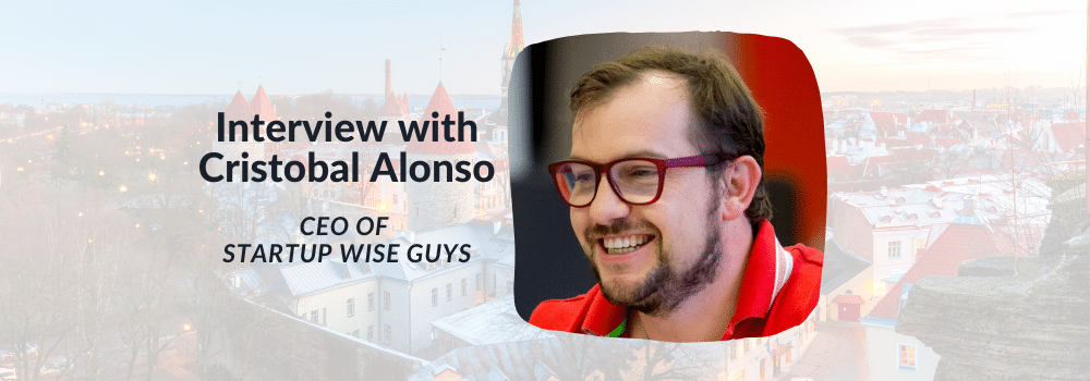 cristobal alonso startup wise guys