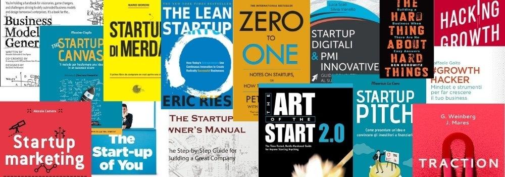 migliori libri startup