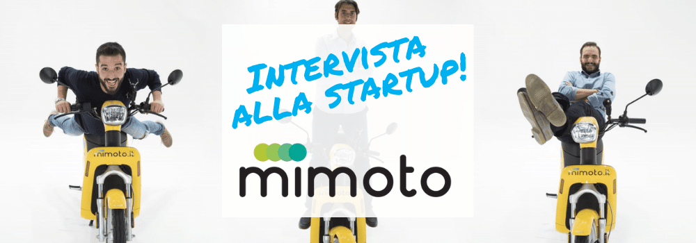 mimoto scooter sharing intervista