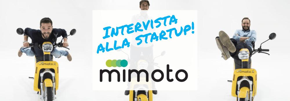 mimoto scooter sharing intervista