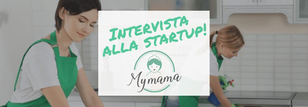 intervista alla startup mymama
