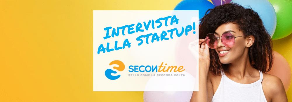 header intervista alla startup italiana secontime