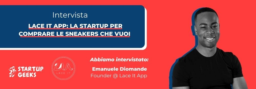 Intervista a Emanuele Diomande di Lace It App