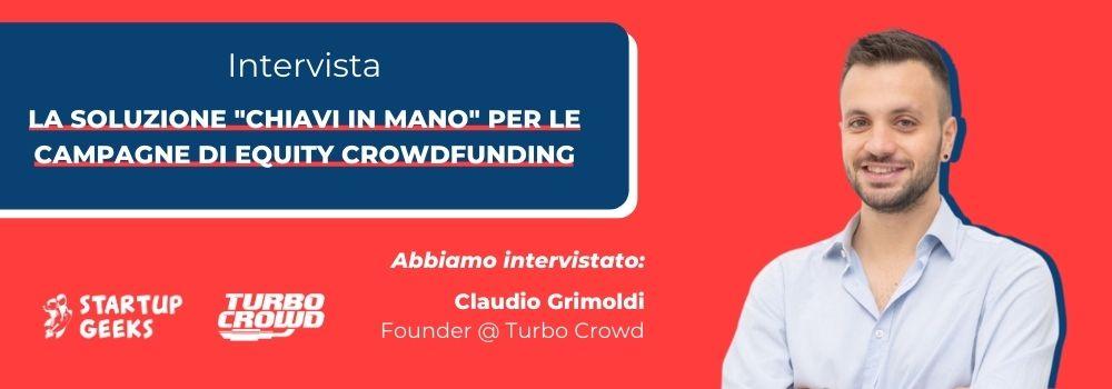 Intervista al fondatore di Turbo Crowd