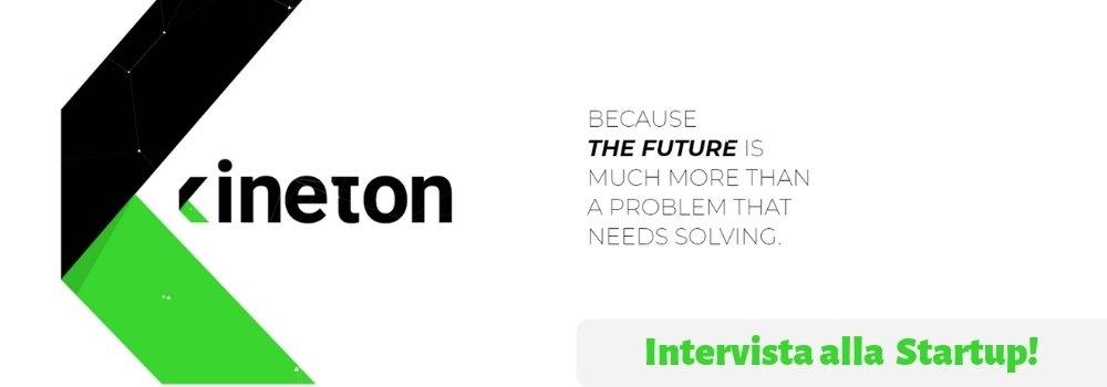 Kineton - Intervista ad Angelo Ferraro