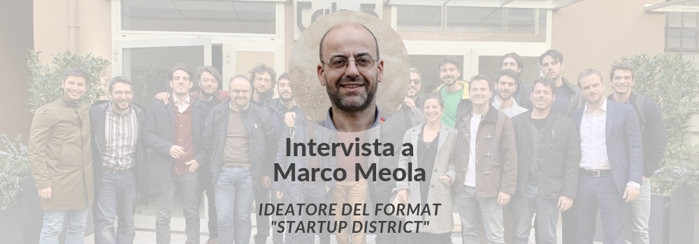 marco meola startup district