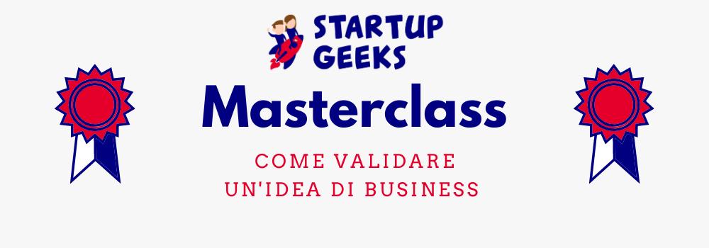 startup geeks masterclass