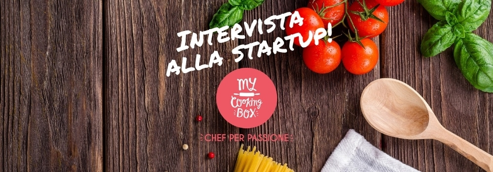 my cooking box intervista startup italiana