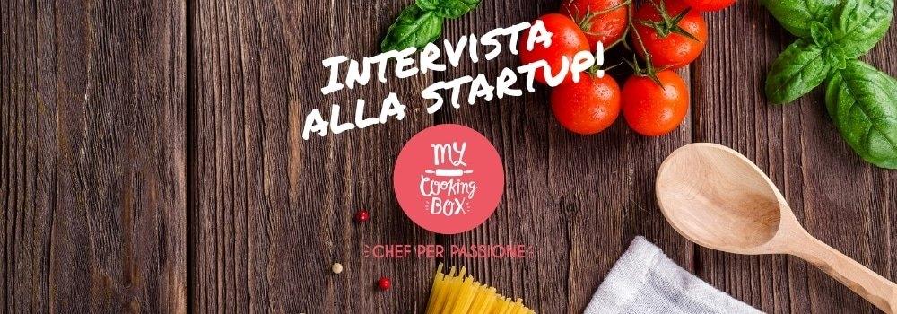 my cooking box intervista startup italiana